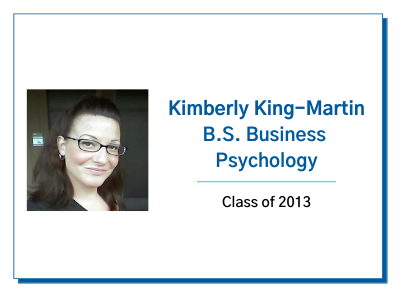 Palo Alto University Alumni Spotlight Kimberly King Martin Image