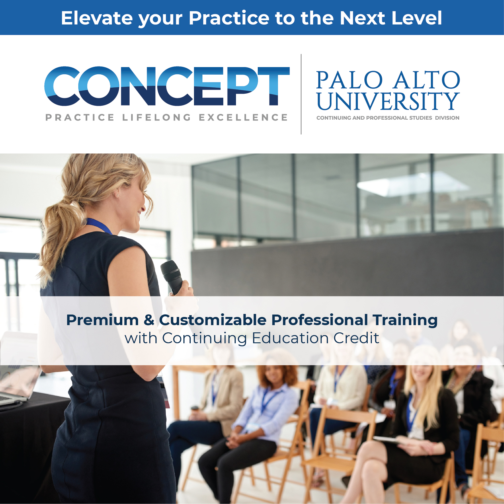 CONCEPT New Division of Continuing and Professional Studies AP-LS