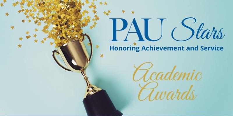 PAU Stars Honoring Service and Achievement