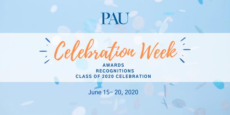 Celebration week header