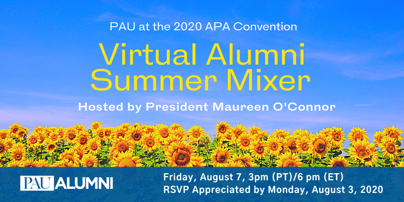 PAU Alumni Summer Mixer