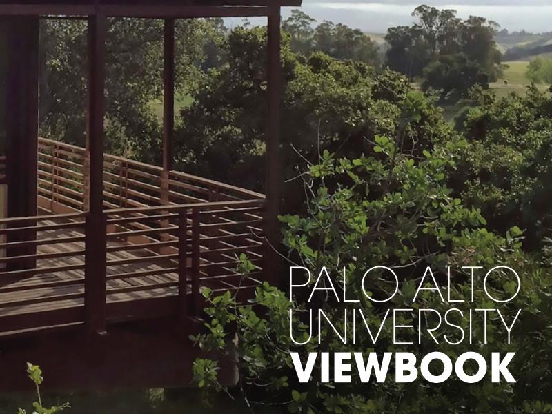 Palo Alto University graduate programs viewbook