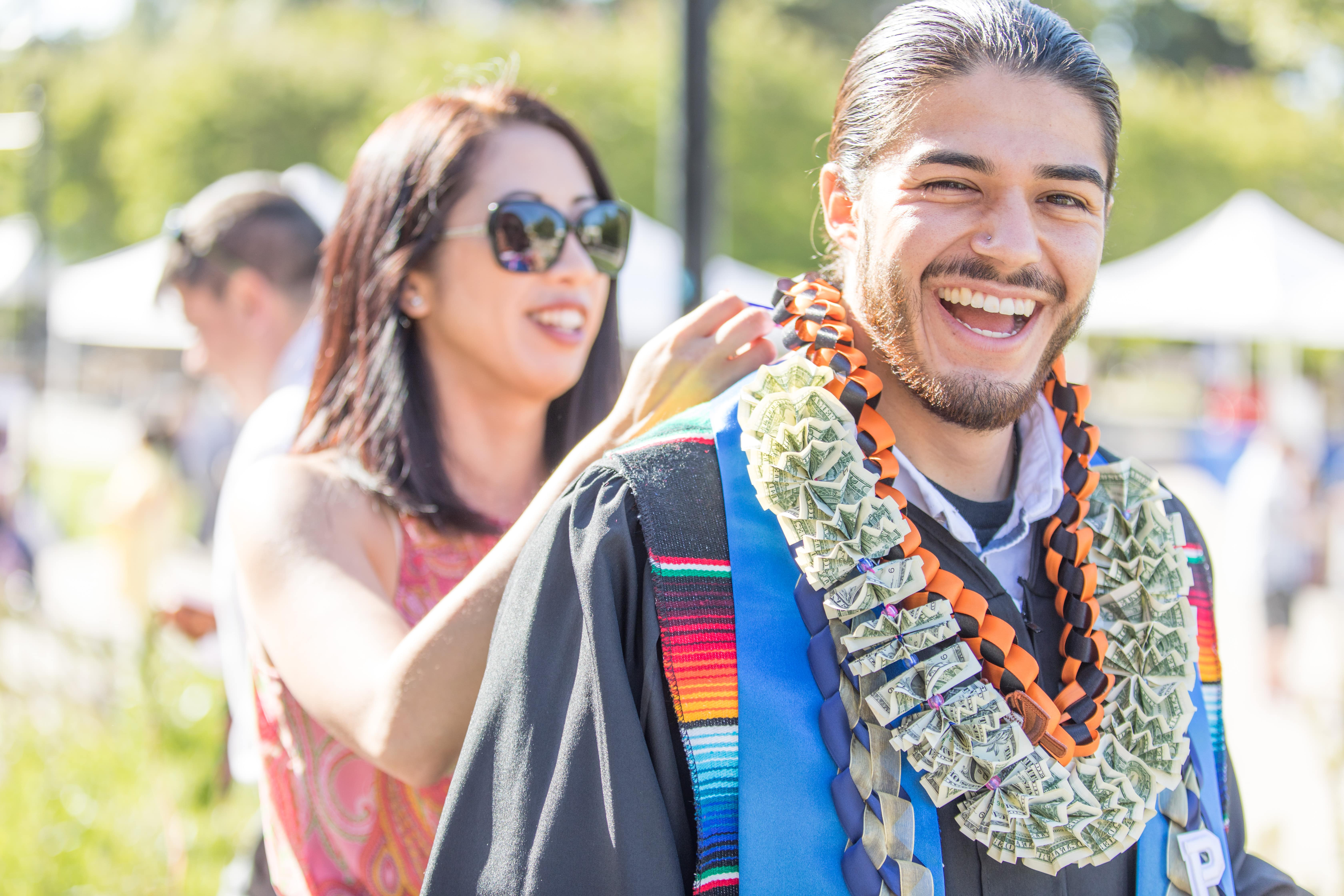 Happy PAU Grad Image