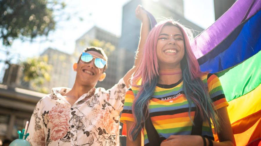LGBTQ+ Youth - A Year of Trauma & Resilience