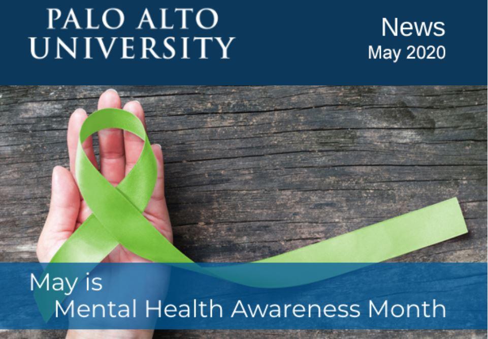 Palo Alto University May 2020 Newsletter