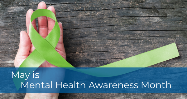 May is Mental Health Awareness Month Image