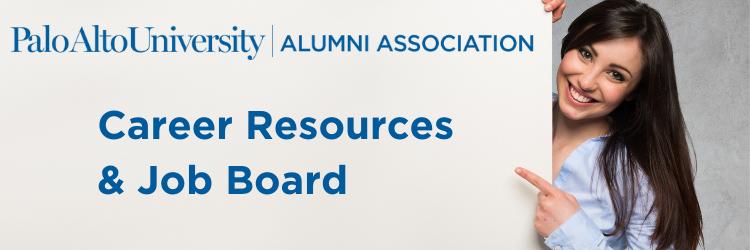 Palo Alto University Alumni Career Resources & Job Board
