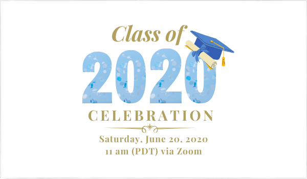 PAU Class of 2020 Celebration