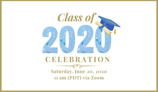 PAU Class of 2020 Celebratio