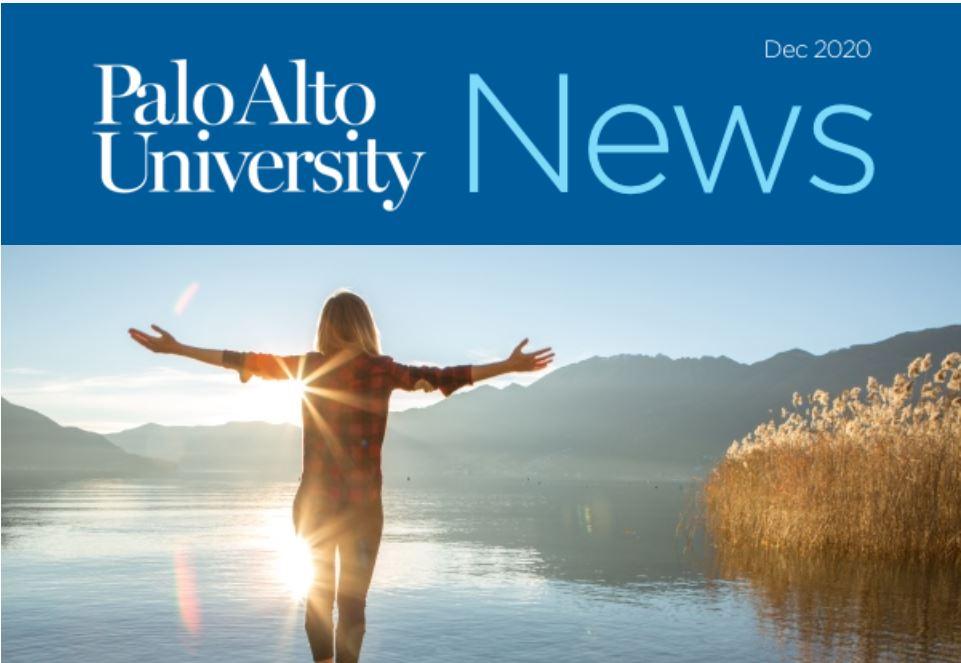 Palo Alto University News December 2020 Image