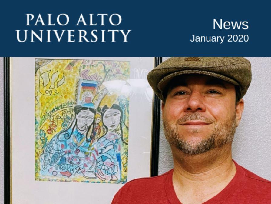 Palo Alto University January 2020 Newsletter