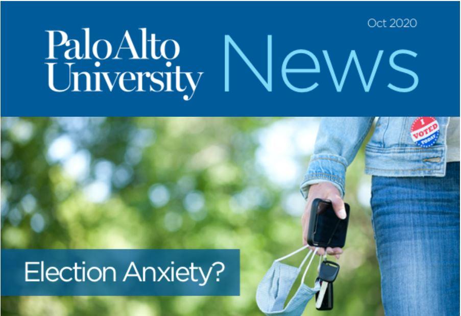 Palo Alto University October 2020  Newsletter