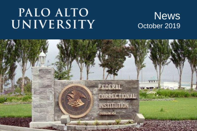 Palo Alto University October 2019 Newsletter