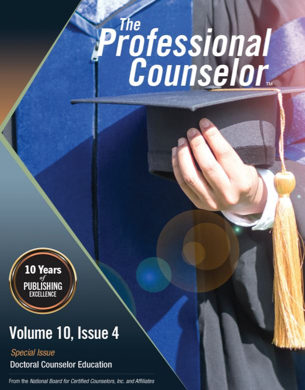 The Professional Counselor Doctoral Counselor Education