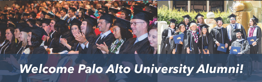 Welcome PAU Alumni!