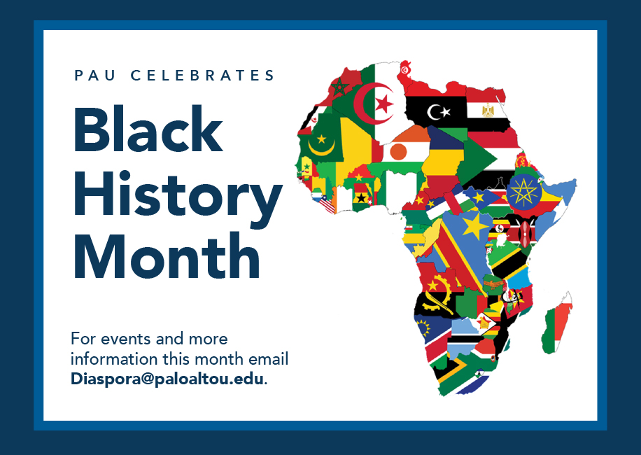 PAU Celebrates Black History Month