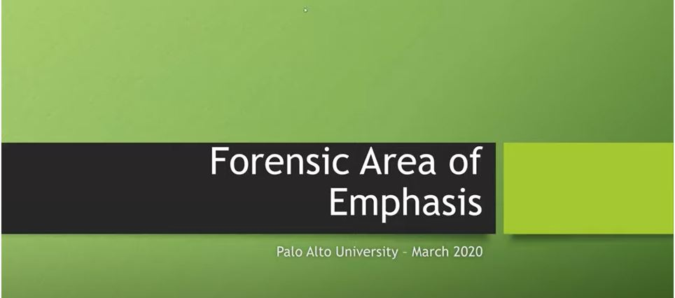 Forensic Psychology Graphic