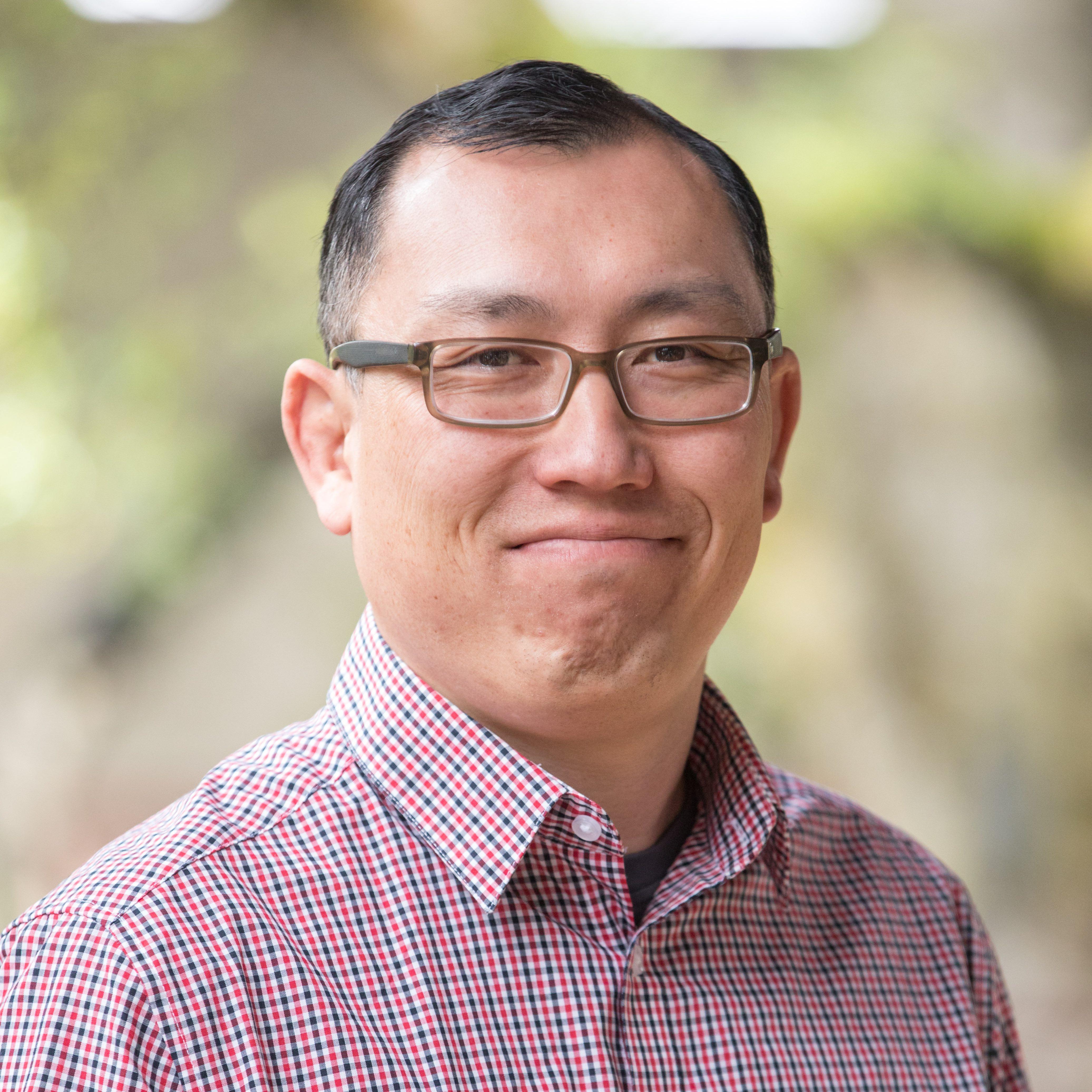 Glenn Saito, Assistant Director of Academic Technology