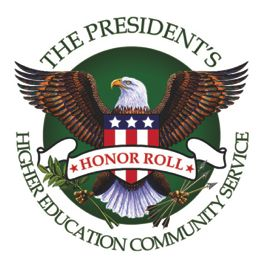 The President's Higher Education Community Service 2013 Honor Roll