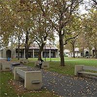 Palo Alto University's DeAnza College Campus in Cupertino, CA