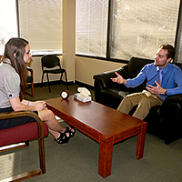 Students come to the Palo Alto University campus for a one-week clinical interviewing intensive during the summer of their first year in the program.