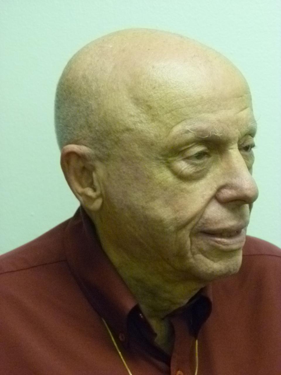Allen Calvin President of Palo Alto University