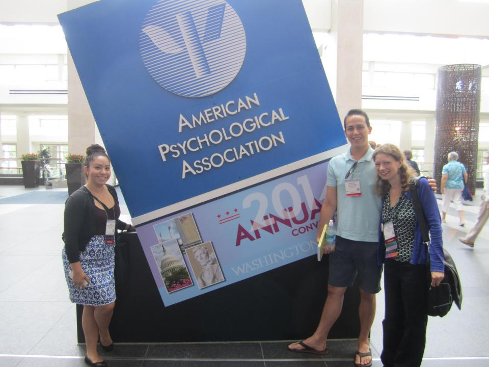 Committee on Sexual Orientation and Gender Diversity American Psychological Association of Graduate Students