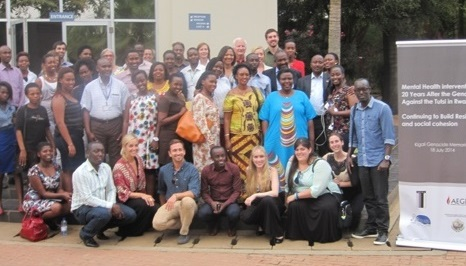 Dr. Bill Froming visit to Rwanda Global Mental Health Newsletter