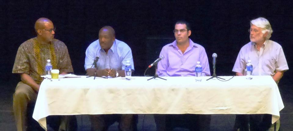 David Anderson Hooker, Jean-Pierre Dusingizemungu, Yotam Heineberg, Byron Bland