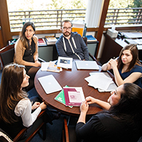 Palo Alto University admits students on a rolling basis to its Master's degree programs in counseling and psychology.