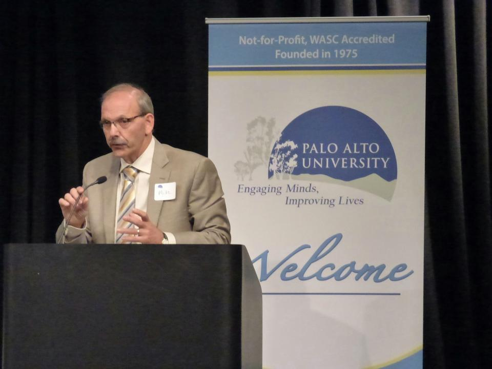 Michael Kerner Palo Alto University Trustee and Alumnus of PGSP