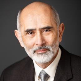 Portrait of Dr. Muñoz