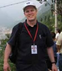 Alumni Spotlight: Rob Blinn, Ph.D.