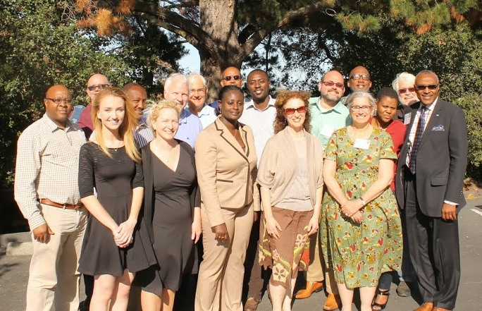 Attendees of the workshop on Healing Historical Harms led by David Anderson Hooker, Ph.D. , May 2014