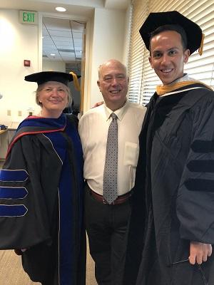 PAU Honors Nicholas Grant, Ph.D. with 2018 Distinguished Alumni Award