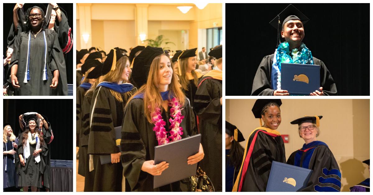 2018 PAU Graduation