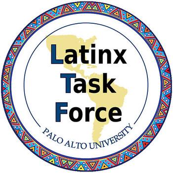 PAU Latinx Task Force Logo