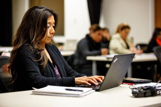Palo Alto University Classroom