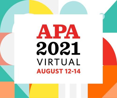 APA Convention 2021