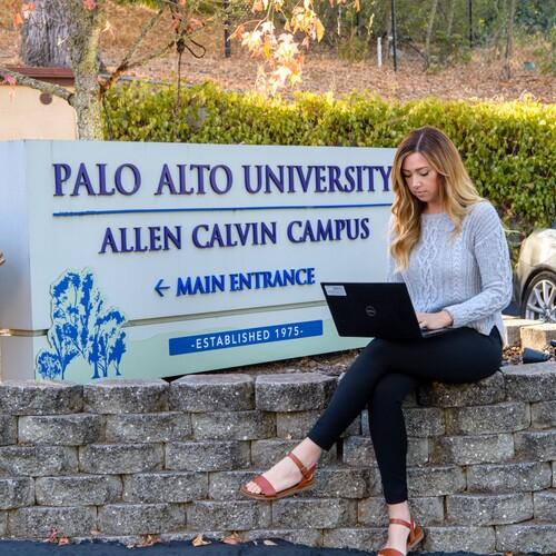 Campus in Palo Alto