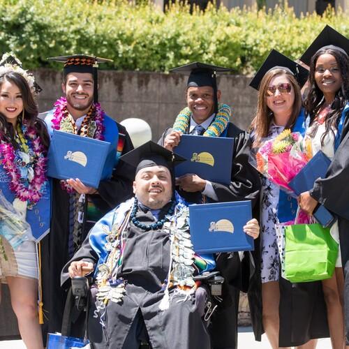 PAU Graduation