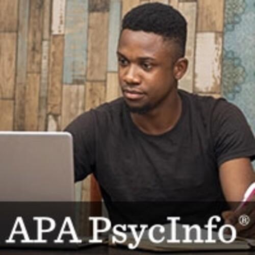 APA PsycInfo image.