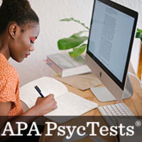 APA PsycTests image.