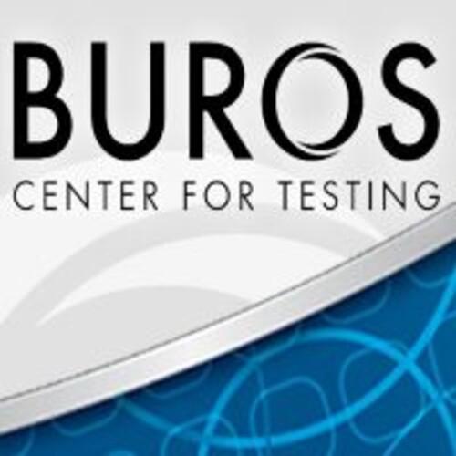 Buros Center for Testing image.