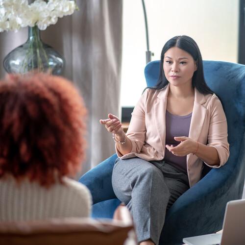 Counseling Woman