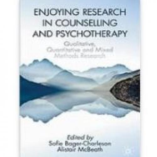 Photo of research eBook.