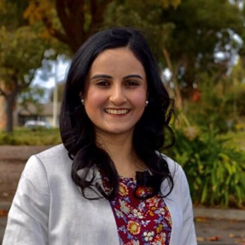 Palo Alto University Faculty Shreya_Vaishnav