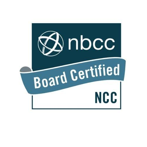 NBCC Certification Logo