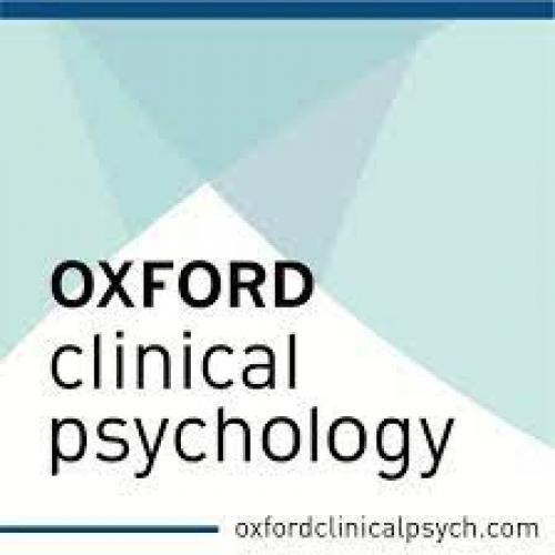 Oxford clinical psyc